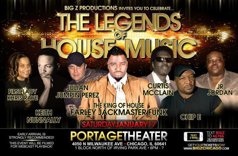 Legends of House Music 01_17_15