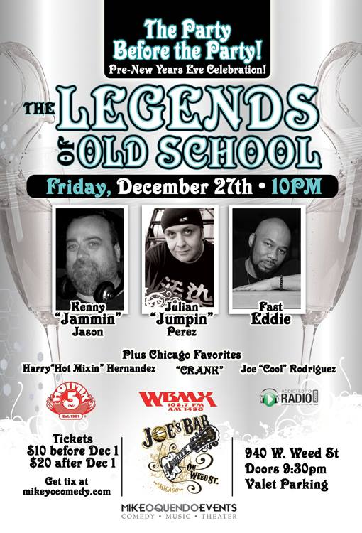 LEGENDS OF OLD SCHOOL II