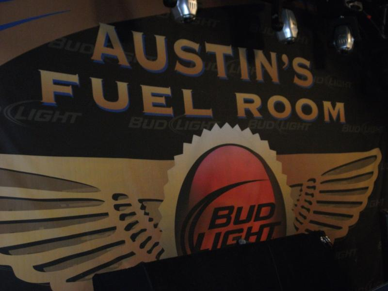 THE FUEL ROOM
